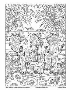 Ausmalbilder Elefant Erwachsene Elefanten Elefanten Mandala Ausmalen Ausmalbilder Und