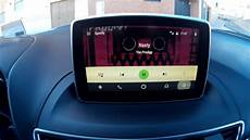mazda connect install android auto