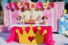 Birthday Princess Theme Decoration
