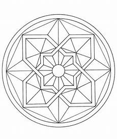 Vorlagen Mandala - free coloring page mandala coloring book free