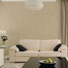 tapete wohnzimmer beige muriva acanthus scroll beige wallpaper italian style