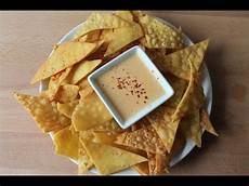 tortilla chips nachos selber machen rezept