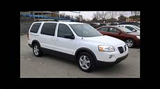 2008 pontiac montana sv6 for sale in toronto 2008 pontiac montana sv6 68851kms for sale in oshawa youtube