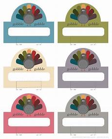 thanksgiving turkey place card templates thanksgiving turkey placecards free printable
