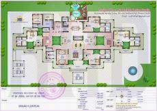 luxury homes floor plans photos gigantic super luxury floor plan kerala home design and