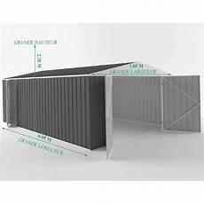 Garage En Acier Zincalume Colorbond Anthracite 18m 178 Easyshed