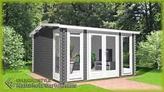 Gartenhaus Holz 40 Mm - gartenhaus aus holz modern 40mm 3 9x3m 40mm blockhaus
