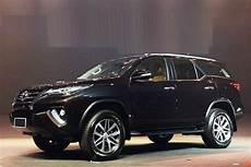 toyota fortuner 2020 facelift toyota fortuner facelift 2020 india release date