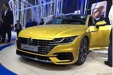 Vw Arteon Premiere Eine Wichtige Neue Limousine In Genf