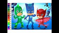 Pj Mask Malvorlagen Bahasa Indonesia How To Draw Pj Mask For To Learn