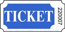 Roll Ticket Blue Admit One Tokens Tickets Coins