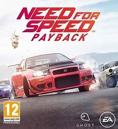 Need For Speed Payback Supersoluce