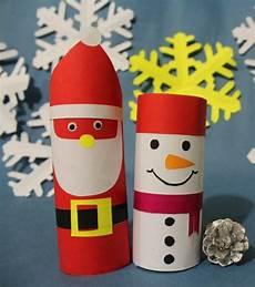 Basteln Mit Klorollen Zu Weihnachten 20 Tolle Recycling