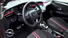 2020 Opel Corsa Interior