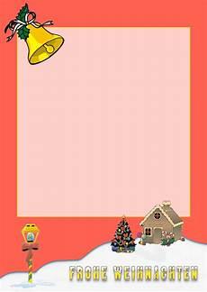 kostenloses briefpapier quot weihnachten quot vorlagen zum