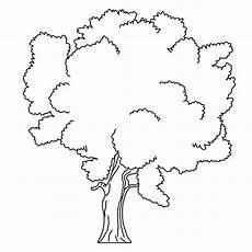 Ausmalbilder Haus Mit Baum Malvorlagen Fur Kinder Ausmalbilder Baum Kostenlos