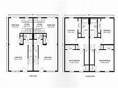 two storey duplex house plans modular ranch duplex with garage plan modular duplex two
