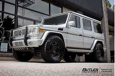 mercedes g class with 20in carlsson 2 1 wheels exclusively