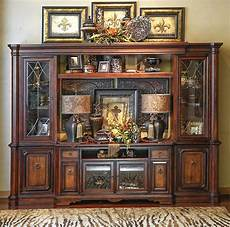 Decorating Ideas Top Of Entertainment Center by Converting Entertainment Into A Wall Unit Nicely