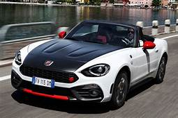 Fiats Stunning Abarth 124 Spider Is Fun On Four Wheels