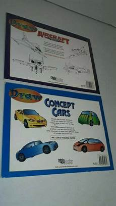 draw concept cars airplanes vehicles aircraft trucks and rocket ships ect usa ebay