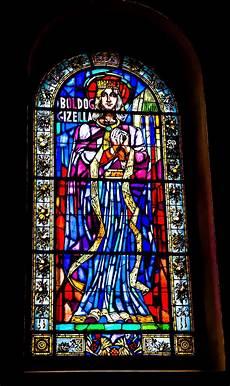 Gambar Jendela Gereja Bahan Kaca Berwarna Warna