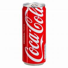 coca cola canette coca cola canette 33 cl de 24 sodas