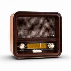 poste de radio vintage vintage style retro radio am fm usb mp3 wooden nostalgia