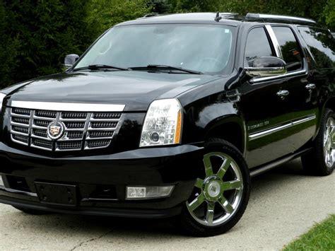 2007 Cadillac Escalade Esv For Sale