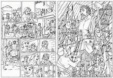 Malvorlagen Comic Comic Books Coloring Page For Coloring Home