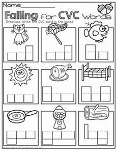 16 best images of cut and paste cvc worksheets for kindergarten cvc word practice for