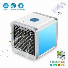 mini klimaanlage für zimmer mini luftk 252 hler mobile klimager 228 te air cooler mit
