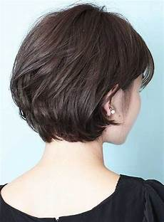 Layered Hairstyles From The Back View