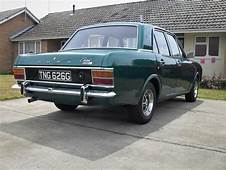 1969 Ford Cortina Mk2 1600e SOLD  Car And Classic