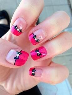 top 70 cute bow nail art designs