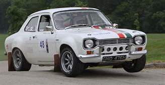 Ford Escort RS1600 Rally Car  Paddock 42