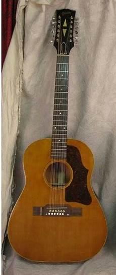 The Unique Guitar Gibson B Series 12 String Guitars