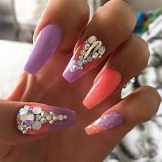 2o rhinestone nail art designs ideas design trends