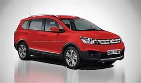 2018 Maruti Suzuki Ertiga Crossover MPV To Go NEXA Way