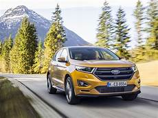 Europe S Ford Edge Premium Suv Hits The Market Carscoops