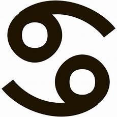 Cancer Zodiac Astro Signs Astrology Horoscope Icon
