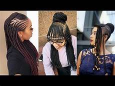 beautiful braids hairstyles 2019 best latest styles that turn heads youtube