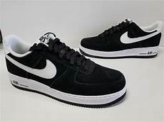 new in box mens nike air 1 af1 07 black white