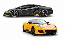 Lamborghini And Lotus For 2017 Whats New  Feature Car
