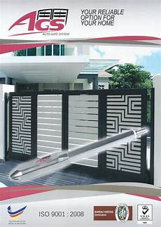 ags auto gate