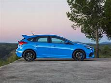 2016 Ford Focus Rs Nearly Sold Out In The Uk Only 500