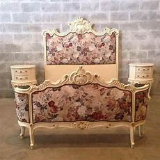 antique unique bed in french style without night stands ebay