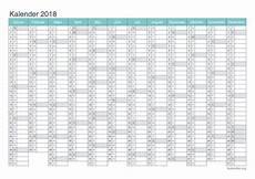 kalender 2018 zum ausdrucken ikalender org