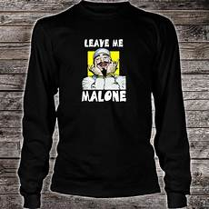 Official Vintage Rapper Post Leave Me Malone Shirt Hoodie