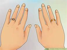which finger does the wedding ring go on wedding decor ideas